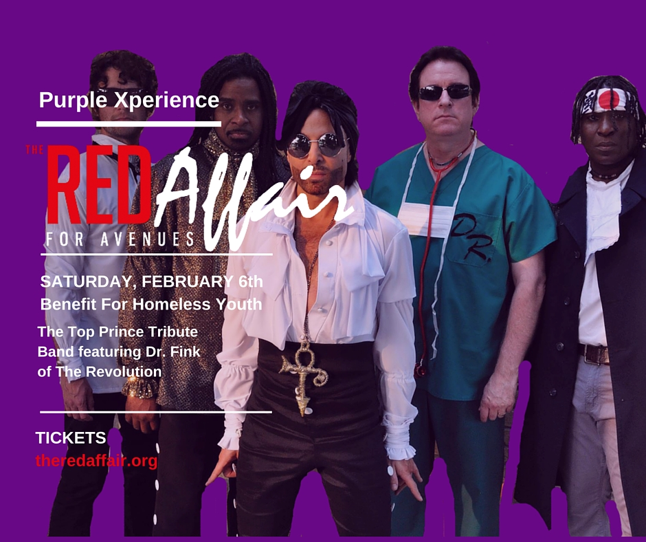 redaffair-purplexperience