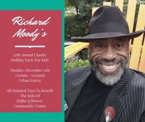Richard Moody 27th Annual Holiday Party