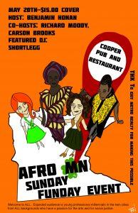 Afro MN Sunday Funday